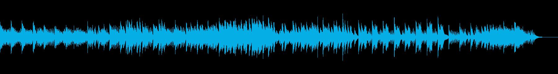 Alive(Piano solo)の再生済みの波形