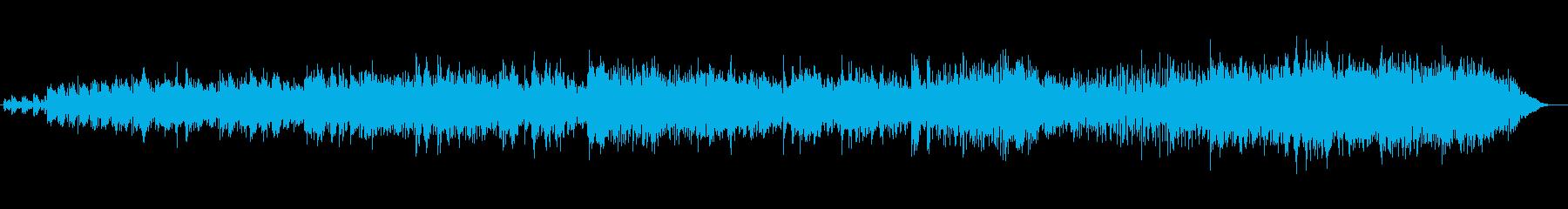 龍神祭の再生済みの波形
