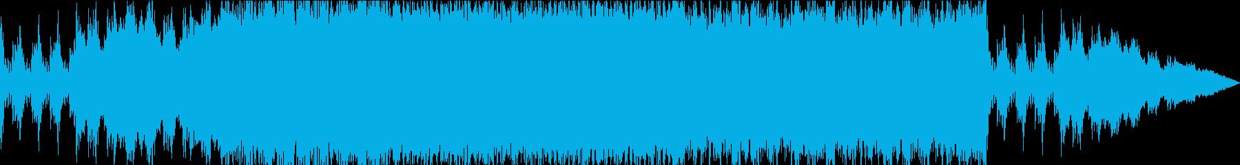 もう一度勇気をくれるBGMの再生済みの波形