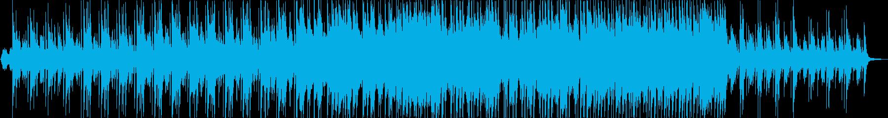 Cartoon センチメンタル 感...の再生済みの波形