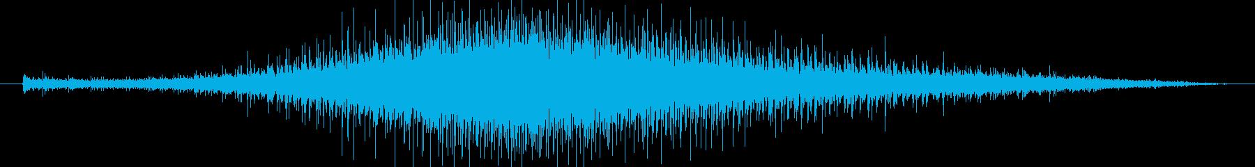 機械 ジグソーエンジン中高速中長04の再生済みの波形