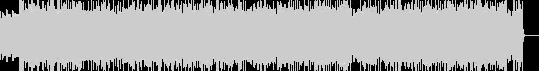 ノリノリハードなロックの未再生の波形
