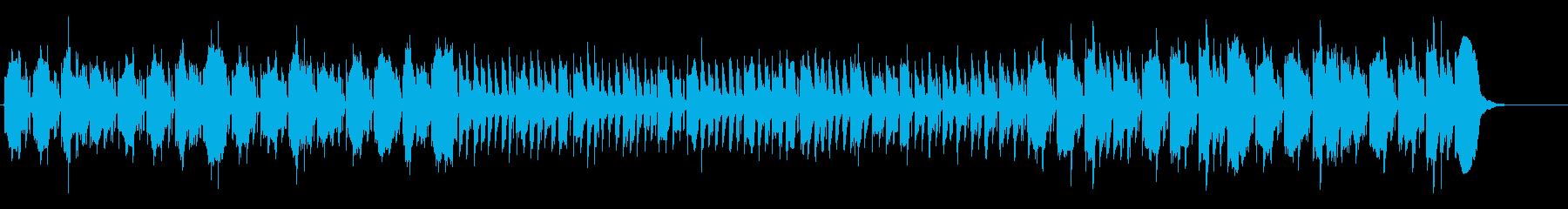 子供の音楽、子供の音楽、新しい音楽...の再生済みの波形