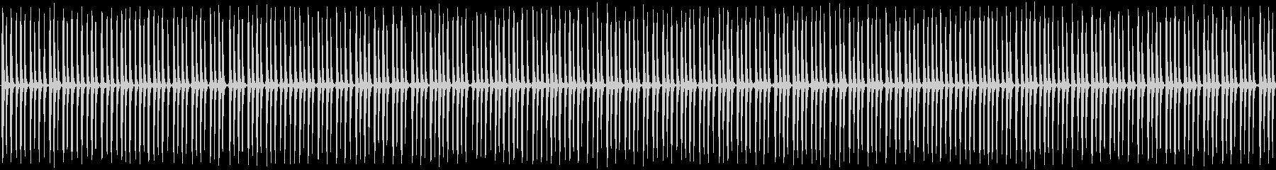 常時コンピューターの桁コンピュータ...の未再生の波形