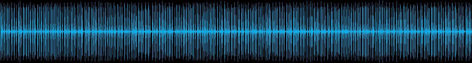 常時コンピューターの桁コンピュータ...の再生済みの波形