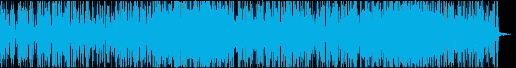 80年代のメガヒット洋楽をイメージの再生済みの波形