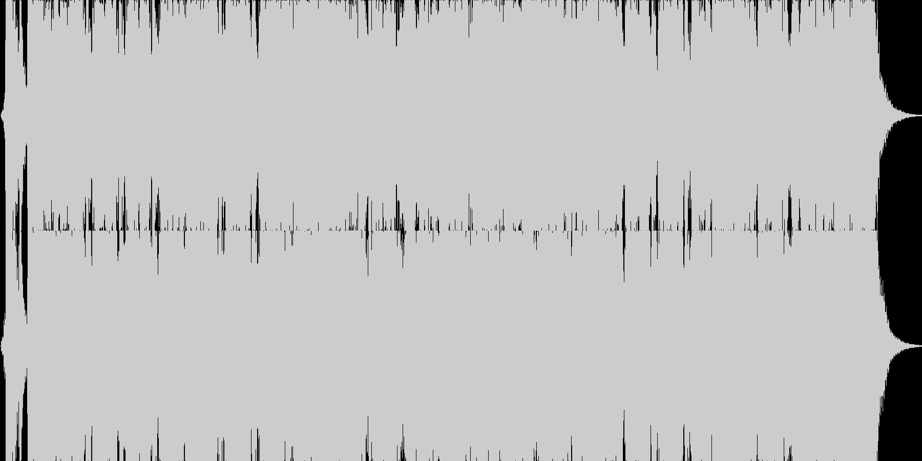 映画・ゲーム用バトルBGM10の未再生の波形