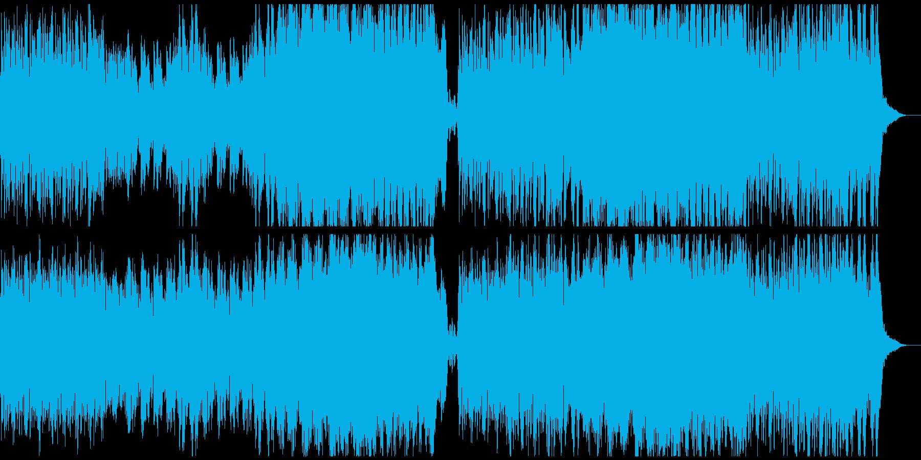 劇伴-中華6、シネマチック、戦闘Bの再生済みの波形