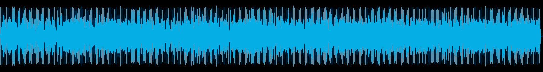 アコーディオン、ハンドクラップ、フ...の再生済みの波形