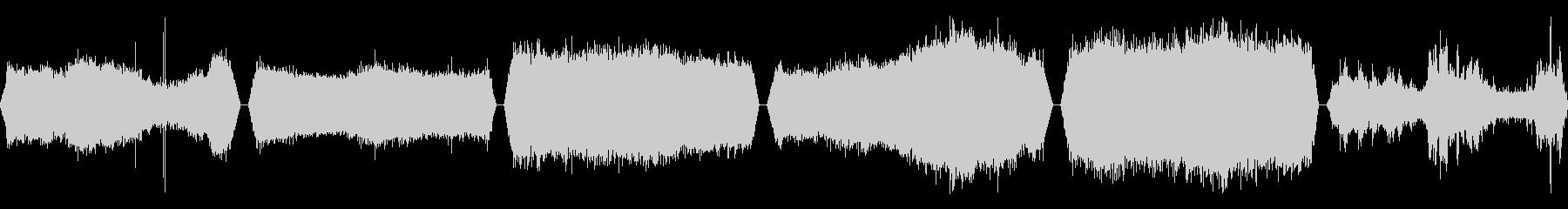 風、風、6バージョン; DIGIF...の未再生の波形
