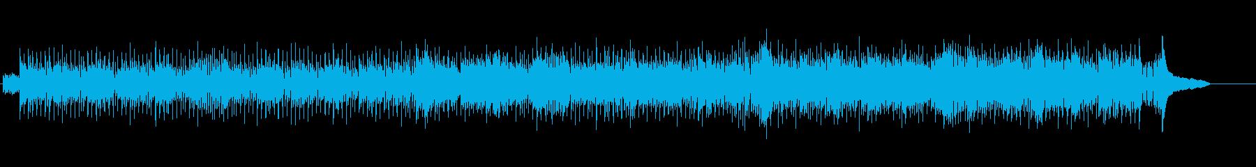ホーン・セクションが際立つ手堅いR&Bの再生済みの波形