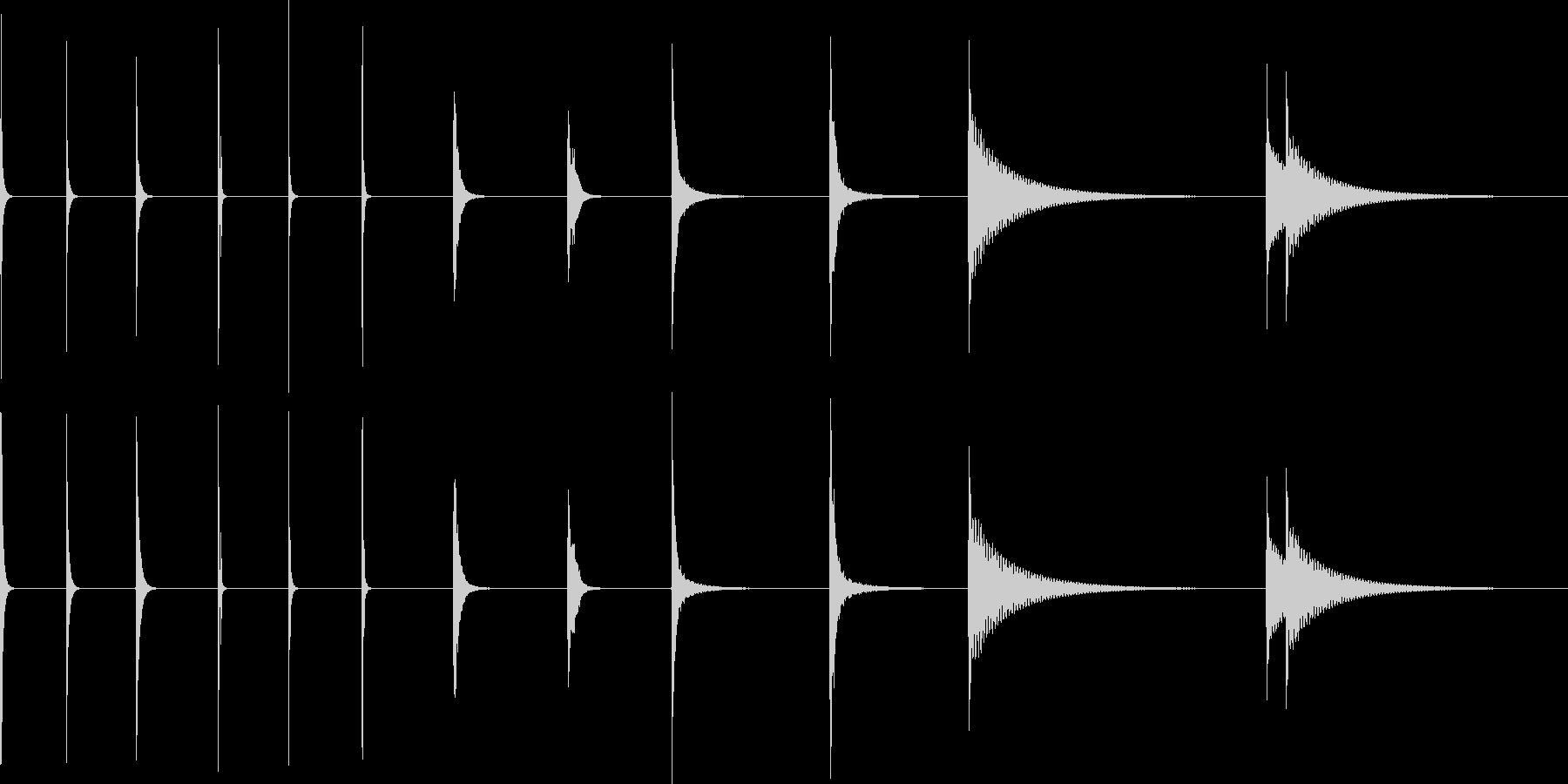 シートメタル、JAR、CAN、イン...の未再生の波形