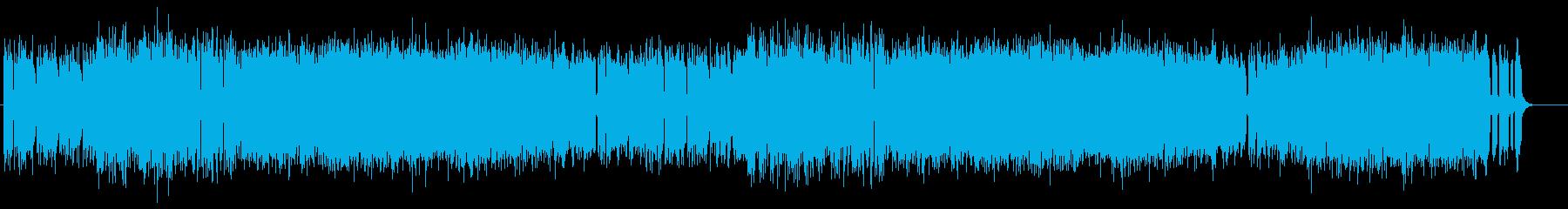 「HR/HM」「DARK」BGM309の再生済みの波形