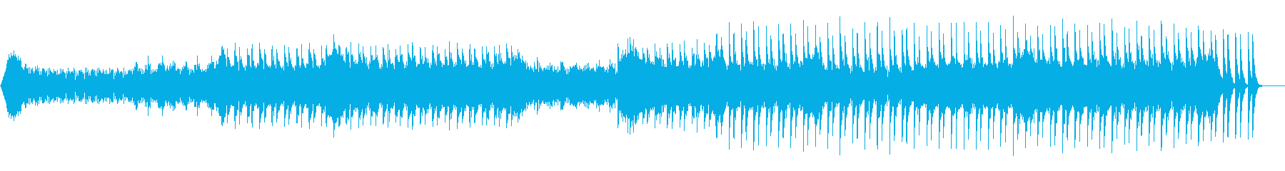 映画音楽、寂しい、哀愁感、映像向け-05の再生済みの波形