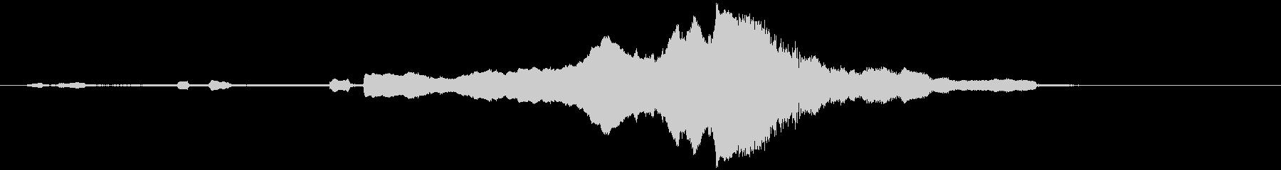 ピータービルトセミトラック:ドップ...の未再生の波形