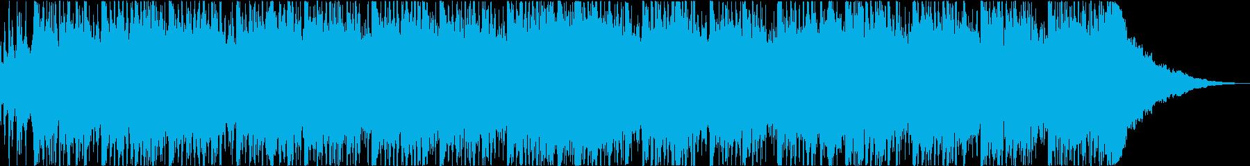成功する - 爽快で感動的BGM 42秒の再生済みの波形