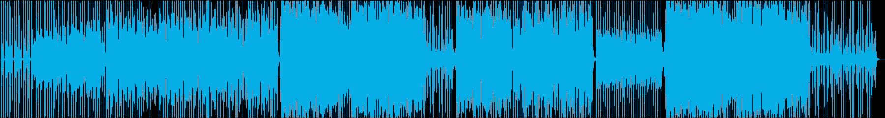 憂鬱系アシッドジャズ。の再生済みの波形