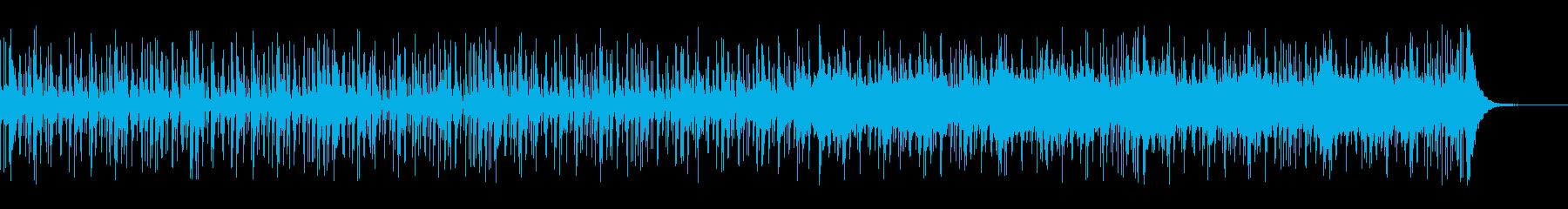 ヒップホップグルーブに合わせてタッ...の再生済みの波形