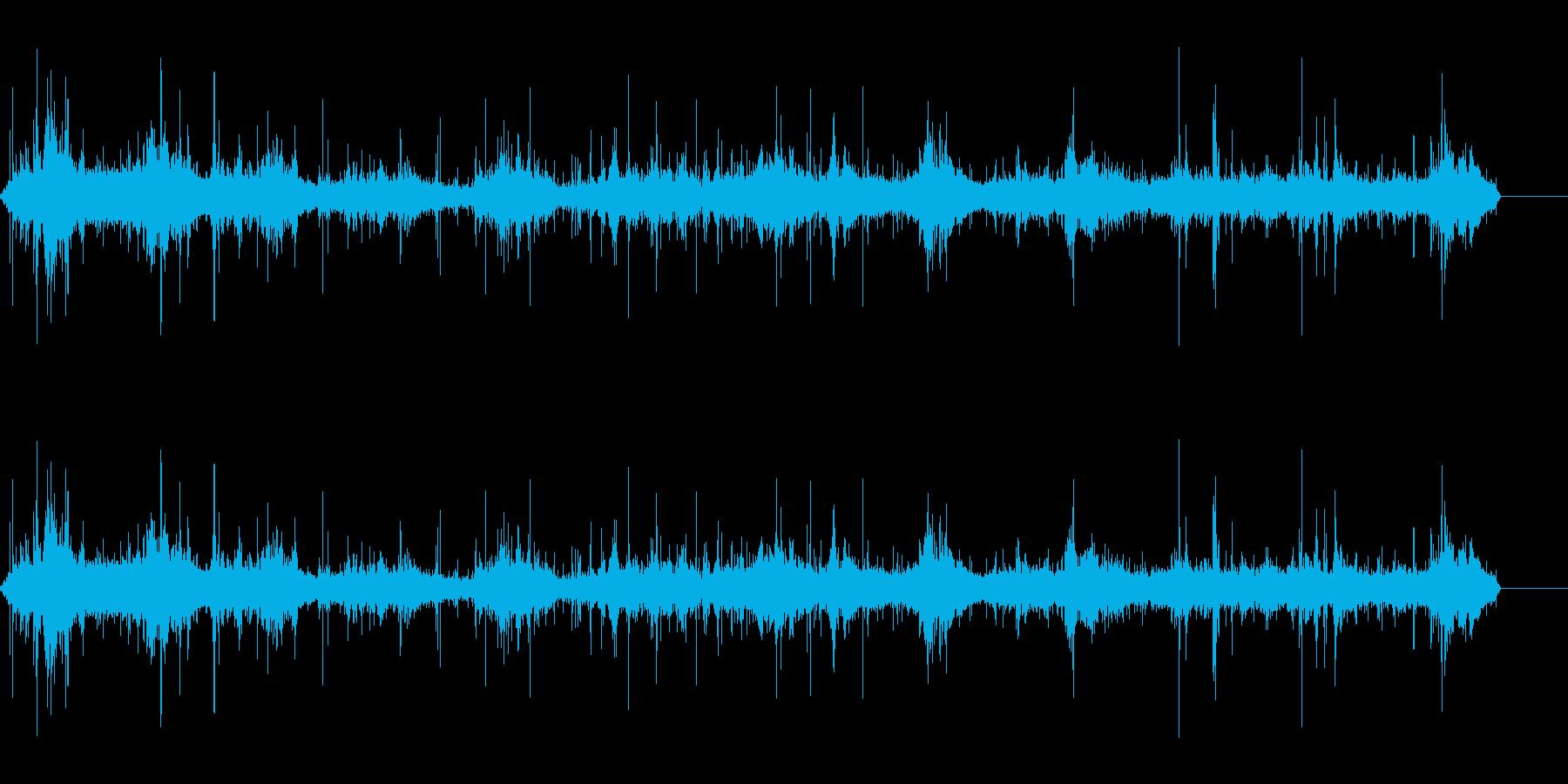 WAVES-ストーンオンザショアの再生済みの波形