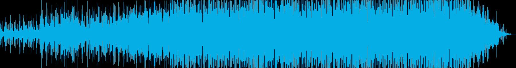 企業VPに最適明るく元気なゴスペルポップの再生済みの波形