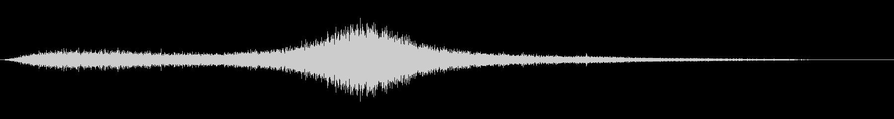 【生録音】 早朝の街 交通 環境音 21の未再生の波形