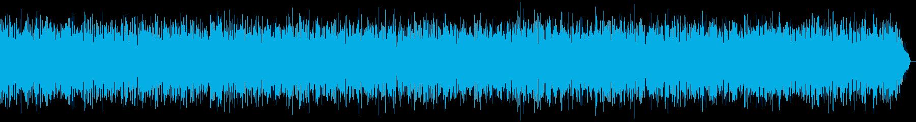 シュー(飛行機やロボットなどの飛行音)の再生済みの波形