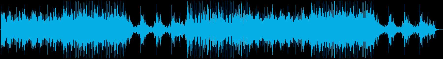 和風アコースティックポップ/メインテーマの再生済みの波形