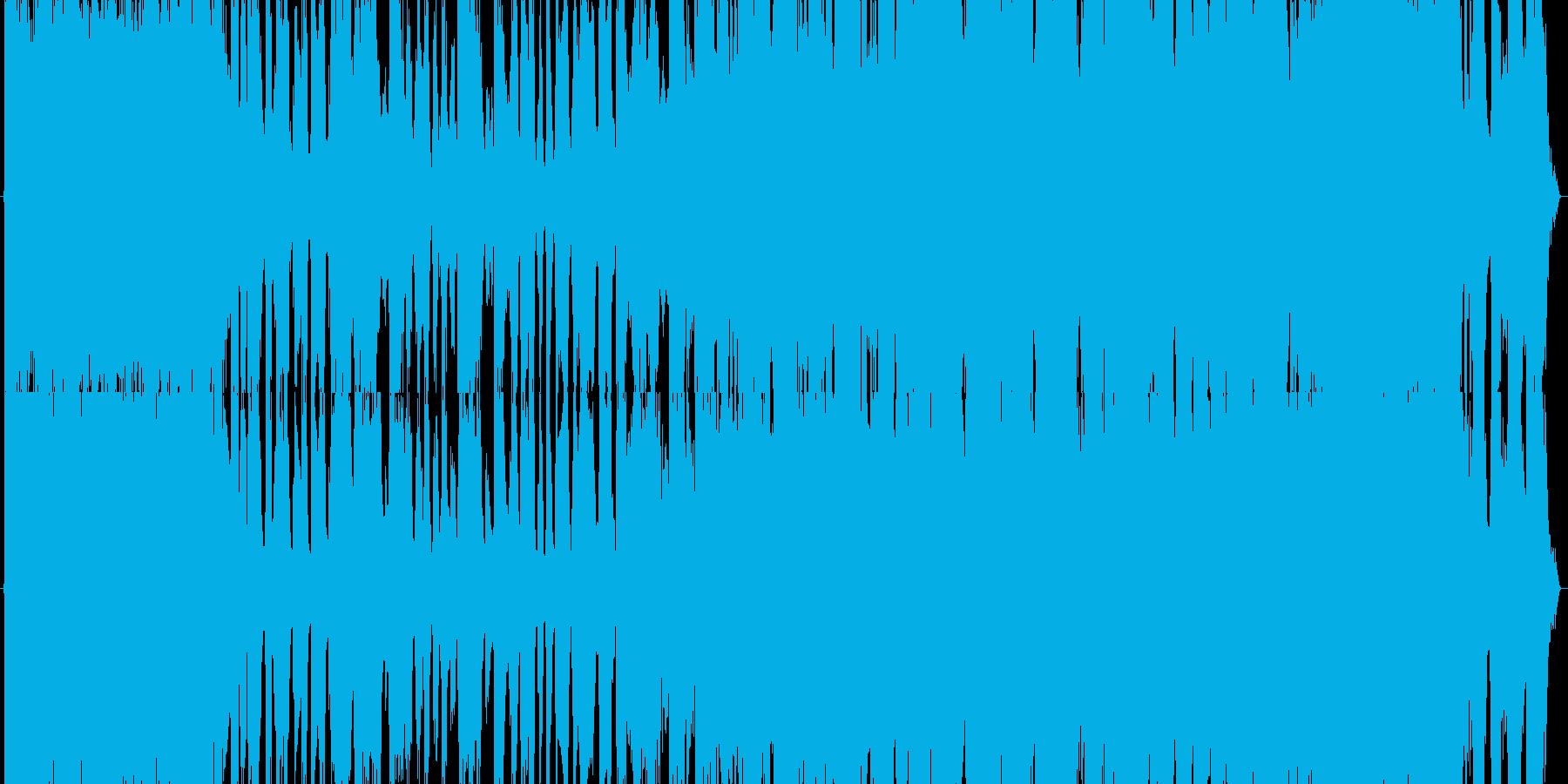 疾走感のあるガールズロック(30秒verの再生済みの波形