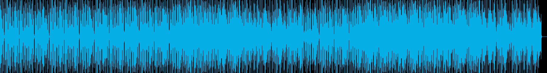 ムーディーなシンセとドライビングド...の再生済みの波形