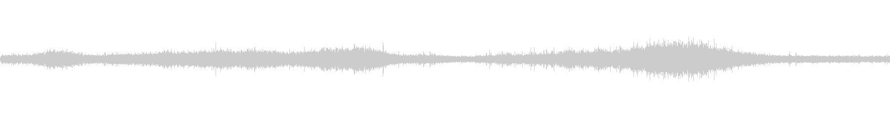 波音 ループ仕様の未再生の波形