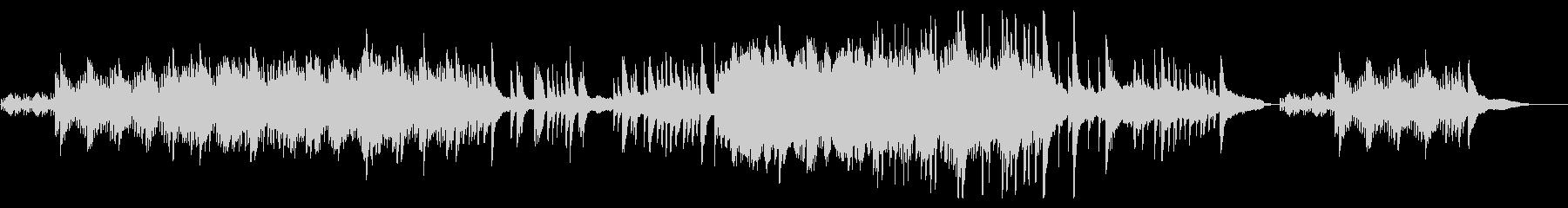 不思議・神秘系フィールド曲(ループ)の未再生の波形