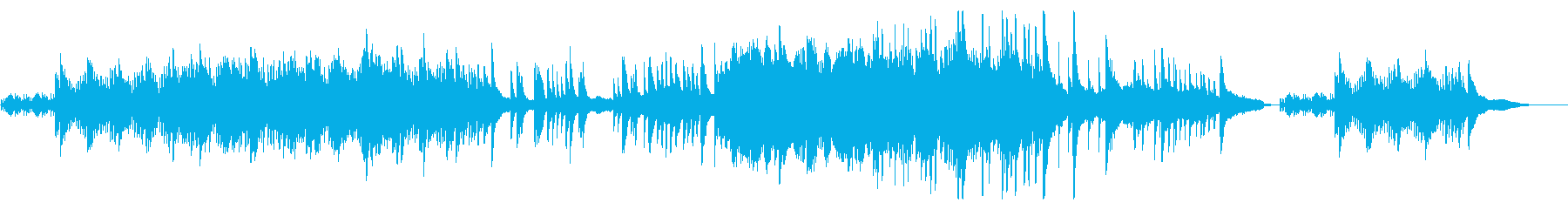 不思議・神秘系フィールド曲(ループ)の再生済みの波形