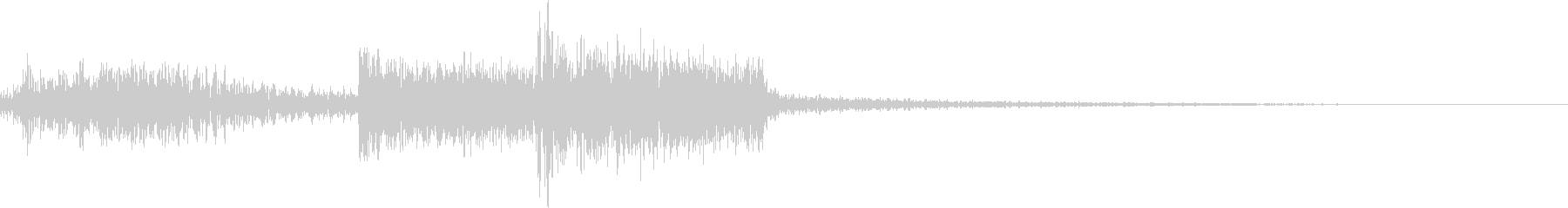 弦楽器の刺しゅうロゴの未再生の波形