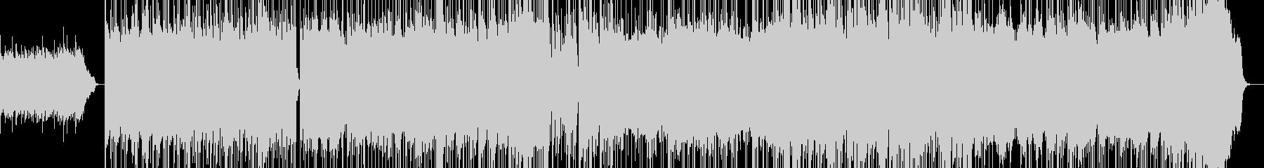 郷愁感のあるピアノインストの未再生の波形