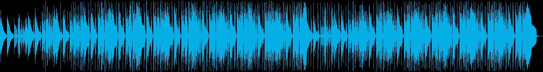 イージーリスニング アクション 感...の再生済みの波形