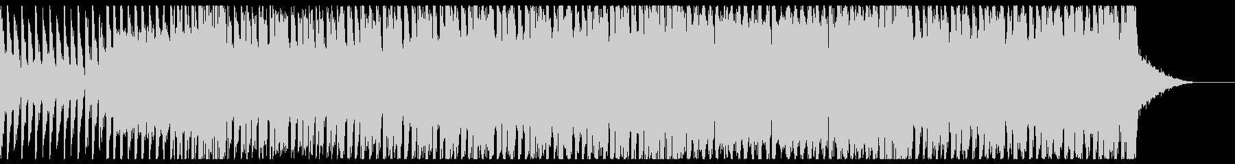 おしゃれなハウス系EDMです。の未再生の波形