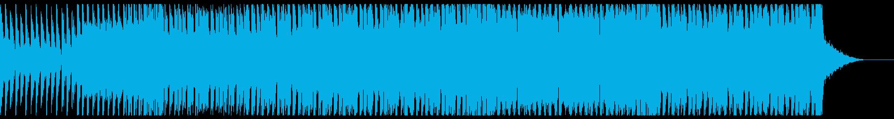 おしゃれなハウス系EDMです。の再生済みの波形