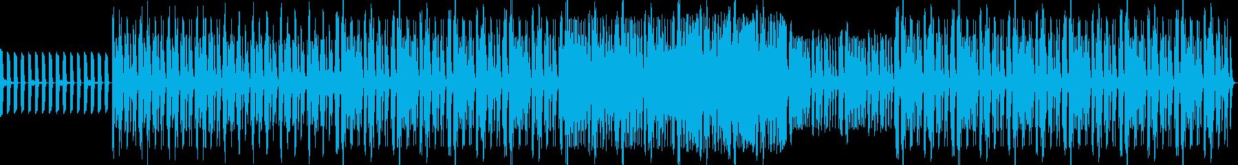 電子。クレッシェンドBpm。気になる。の再生済みの波形