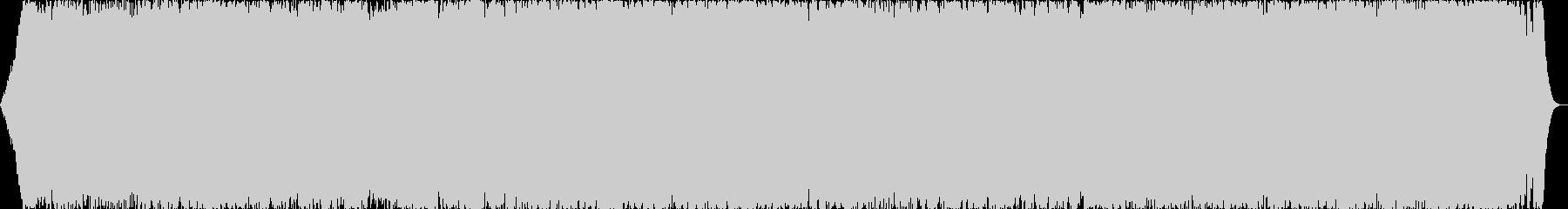 ダークファンタジーオーケストラ戦闘曲43の未再生の波形