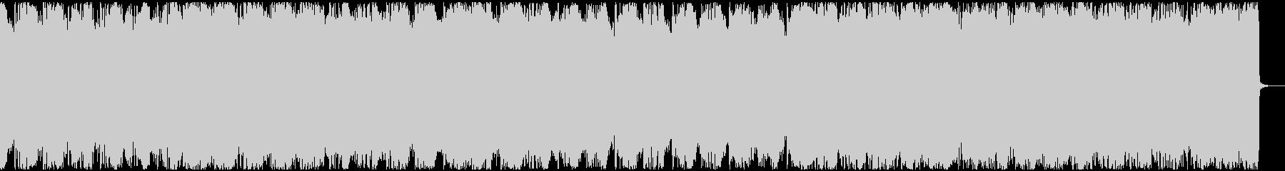 【EDM】20秒、ジングル2の未再生の波形