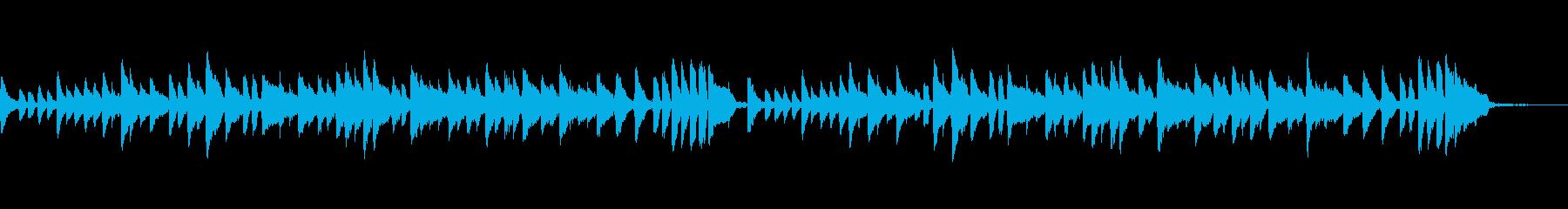 童謡・どんぐりころころ・ピアノソロの再生済みの波形