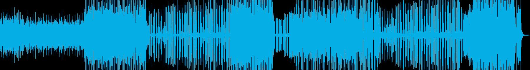 爆笑珍事件・トランペットテクノポップ Bの再生済みの波形