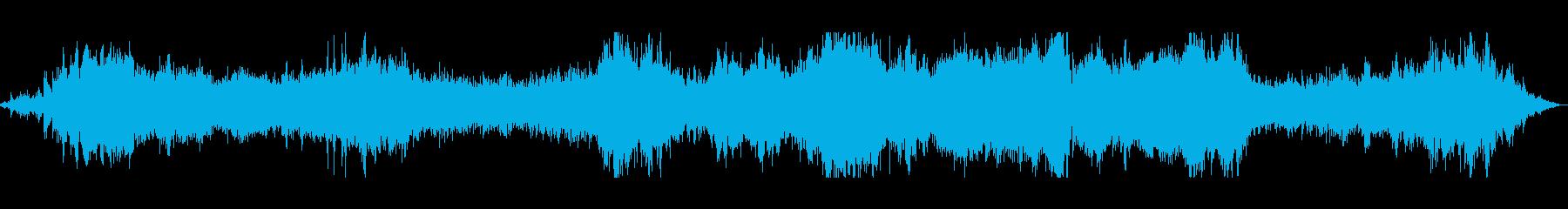 ジェットスキースタートbの再生済みの波形