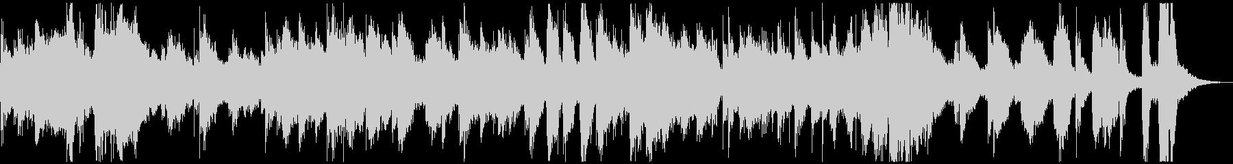 ビッグバンド風のジングル_CMなどにの未再生の波形
