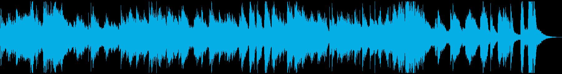 ビッグバンド風のジングル_CMなどにの再生済みの波形