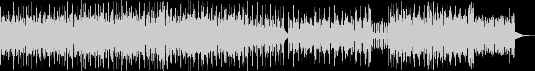 シンセと生楽器が融合するEDMの未再生の波形