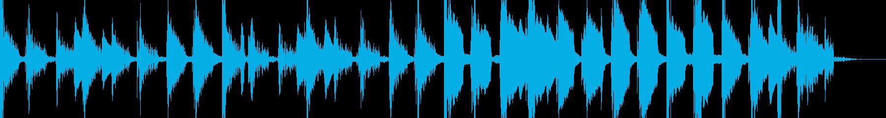 【10秒】企業/商品紹介BGM②スマートの再生済みの波形