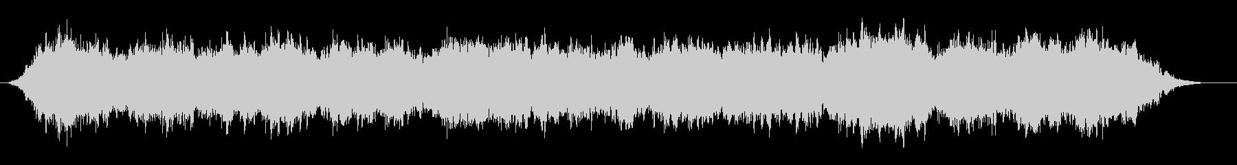 シネマミュージッックの雰囲気のBGMの未再生の波形