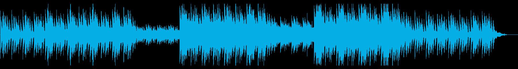 【リズム無し】企業VP・CM…ピアノの再生済みの波形