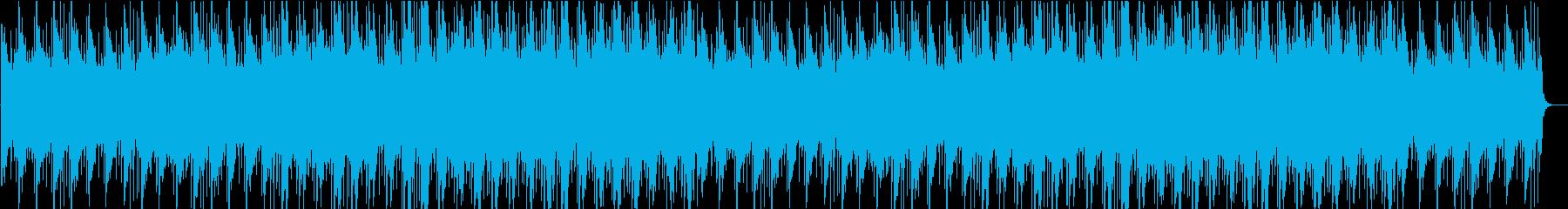 希望・青春・光・ピアノ・ポップ・明るいの再生済みの波形